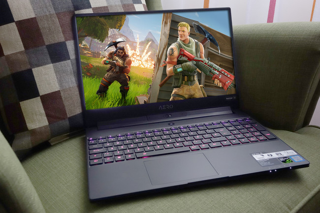 Permalink to Gigabyte Aero 15, análisis: un portátil a la última que se siente igual de cómodo en la oficina que en una «quedada gaming»