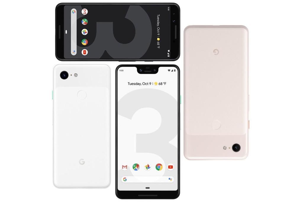 Pixel tres y Pixel tres XL: mas pantalla que jamás y una cámara trasera que continua siendo bastante para Google
