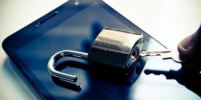 Seguridad en los smartphones móviles