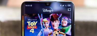 Disney+, guía completa en Android: cómo crear perfiles, descargar películas, visualizar en Chromecast℗ y más