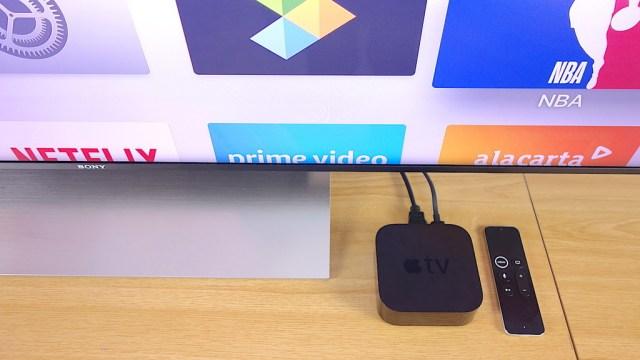 Apple televisión 4k Set Top Box