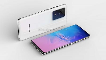Samsung Galaxy S11 Plus Diseno