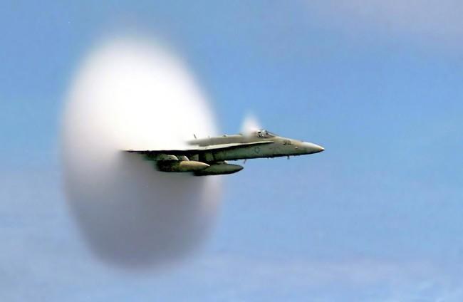 """Permalink to 70 años después del primer vuelo supersónico nos preguntamos por qué vamos """"tan lentos"""" en avión"""