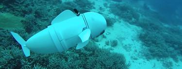 Este pez robótico del MIT casi pasa por uno de verdad y se controla con un mando de Super Nintendo