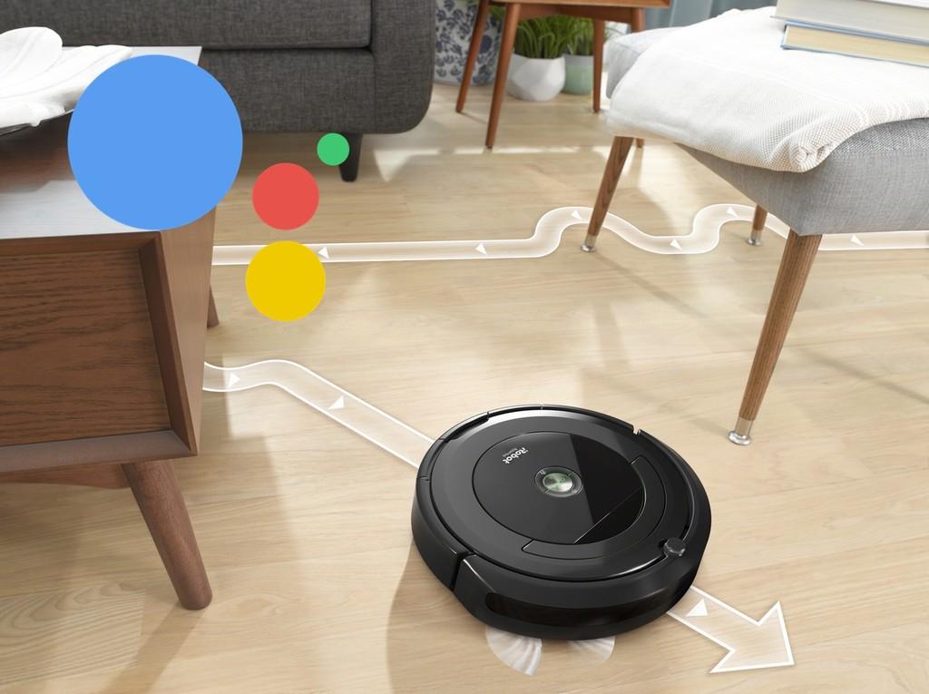 Google conocerá preferible el interior de nuestra home gracias a su nuevo convenio con iRobot para usar el mapeado de las Roomba