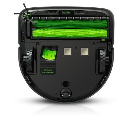 Roomba S9 Underside