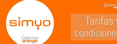 Tarifas de Simyo fibra, terminal y combinados: Todas las ofertas