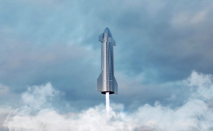 La Starship como buque de carga: EE.UU. quiere utilizarla para transportar toneladas de carga a todo el mundo en una hora