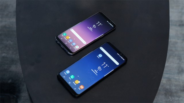 Samsung Galaxy℗ S8 y S8 Plus