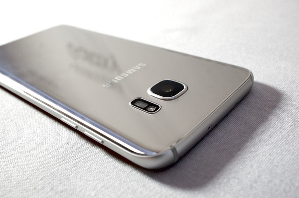 Galaxy S7 Trasera Cristal