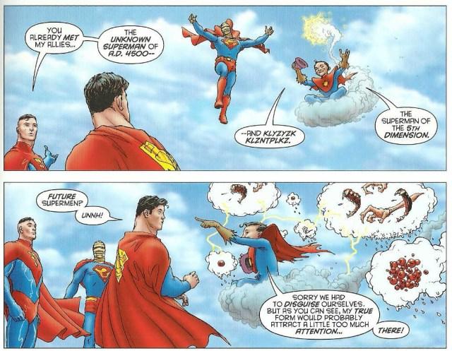 Supermanes