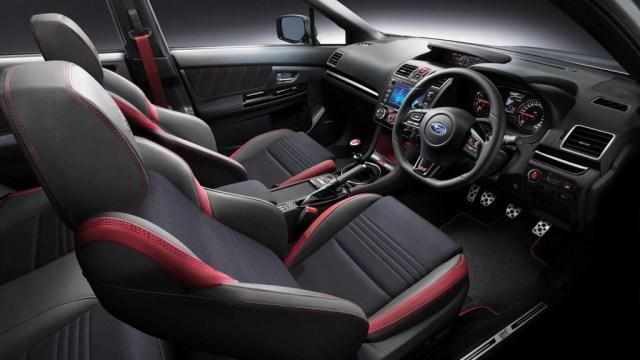 No, aún no es el fin del Subaru WRX STI: al menos durante 2018 continuará a la venta en España