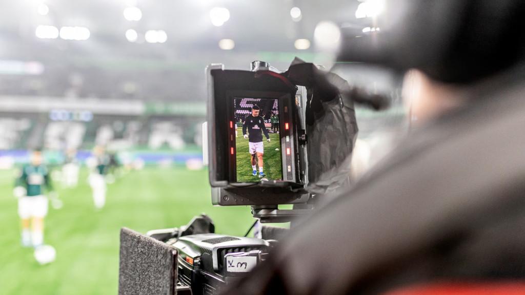 Un partido de fútbol en vertical para verlo desde el móvil: La Liga Alemana de Fútbol realizó la primera transmisión 9:16 del mundo