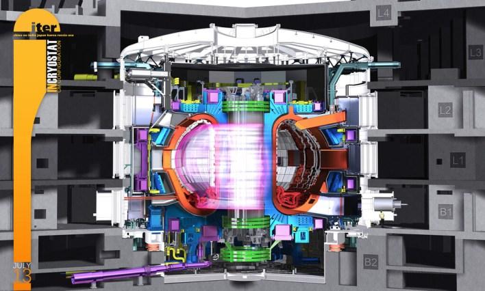 El reactor de fusión nuclear ITER, pieza a pieza: así funcionará una de las mayores obras de ingeniería creadas por el hombre