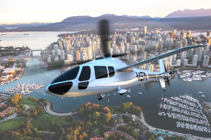 El primer helicóptero eléctrico que utiliza hidrógeno ya está en camino: si satisface las expectativas demostrará la viabilidad de este combustible en la aviación