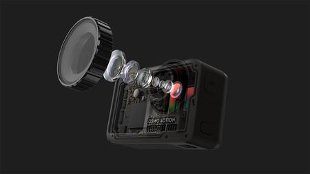 Dji Osmo Action Sensor