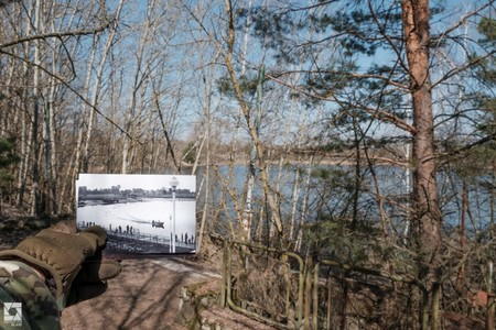 Pripyat Then And Now Cafe Pripyat