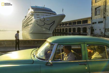 Cruise Ship Havana Bay