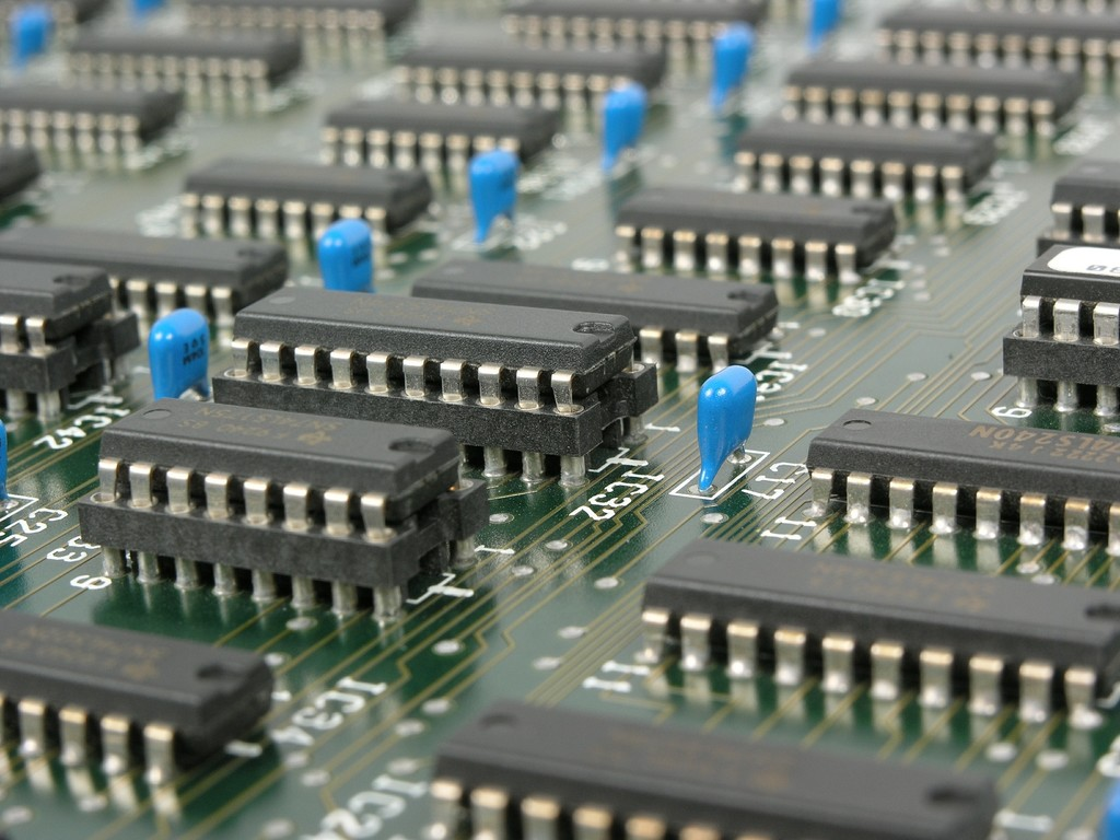 Mother Board 581597 1920