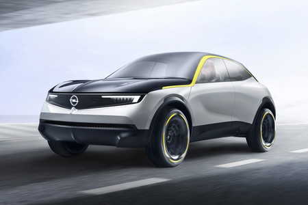 Opel G Experimental