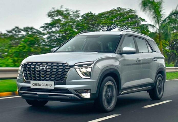 Hyundai Creta Grand Price Mexico 3