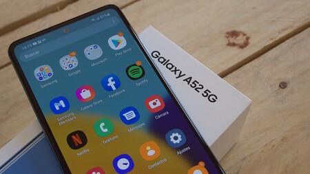 Samsung Galaxy A52 5g Review Xataka Pantalla