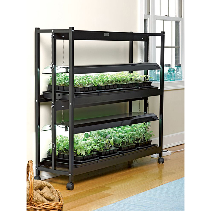 Indoor MicroGreen Growing Hydroponic System China Manufacturer