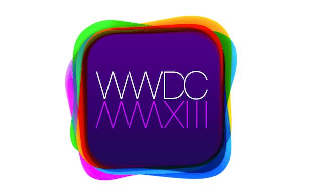 Keynote WWDC 2013
