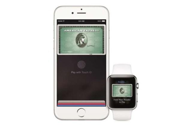Apple Pay Singapur