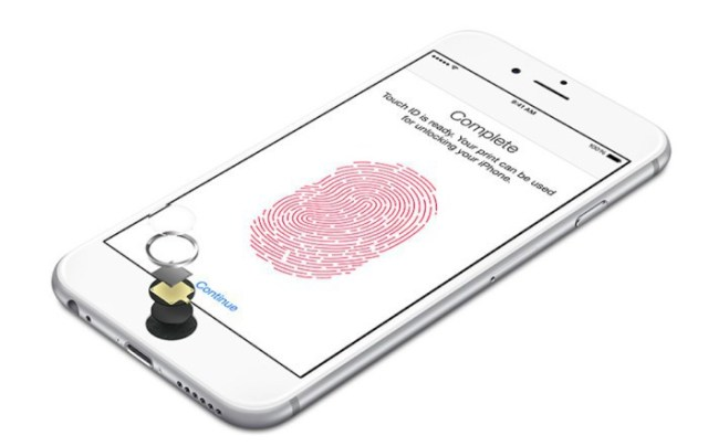 lector TouchID