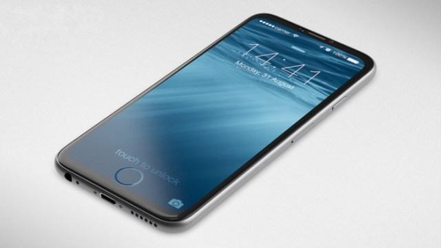 iPhone acero inoxidable