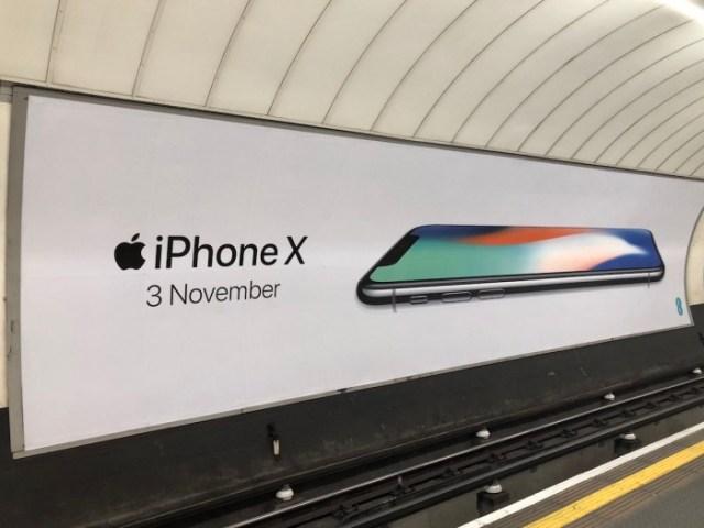 iPhone X_Londres