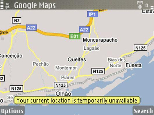 La nueva interfaz más simplificada en Google Maps