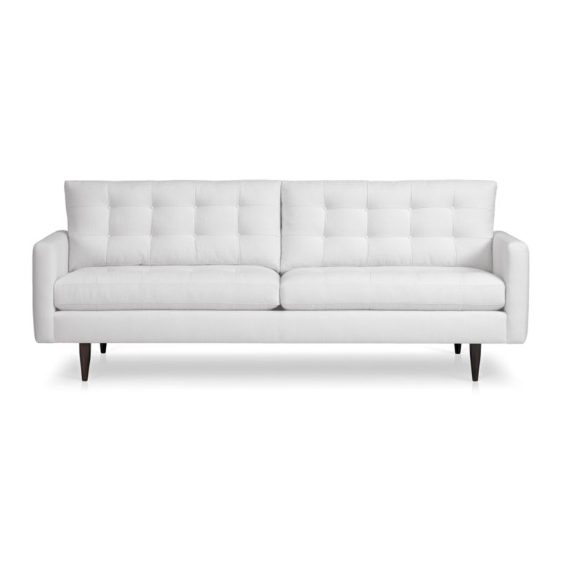 ... That Much Of A Furniture Nerd, That I Can Watch A Movie And Not Pay  Attention To Anything Else Besides U201cThat Petrie Sofa From Crate And Barrel,  Nathan!!