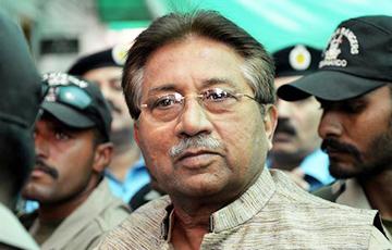 Экс-президента Пакистана приговорили к высшей мере ...