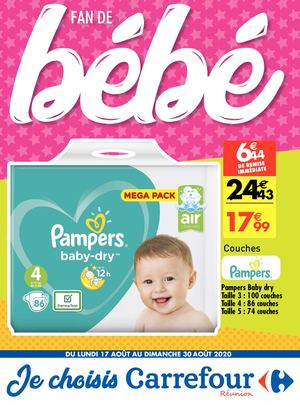 calameo catalogue carrefour fan de bebe