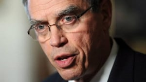 Natural Resources Minister Joe Oliver