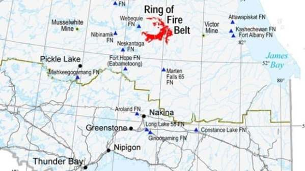 Ring of Fire mining project needs First Nations consent ...
