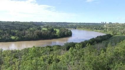 Image result for North Saskatchewan River