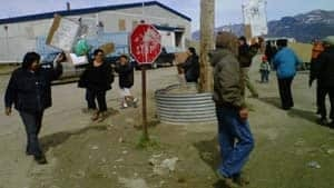 Northern Canada Food Protests
