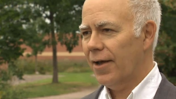 Green Party Leader David Coon is running in his first provincial campaign.