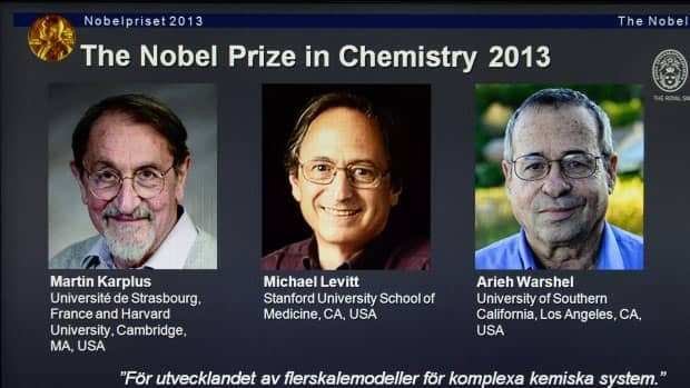 Nobel chemistry goes to 3 Americans