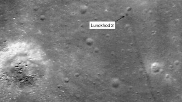 Canadian astronomer spots Soviet rover on moon
