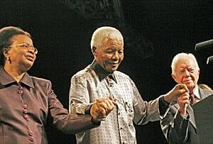 Mandela's birthday
