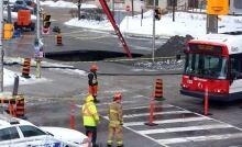 Ottawa Sinkhole 20140221