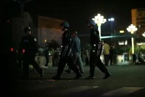 CHINA-ATTACK/