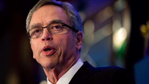 The federal treasury reported a $5.1-billion surplus in February, according to the monthly Fiscal Monitor released Friday by Finance Minister Joe Oliver. (Darryll Dyck/Canadian Press)