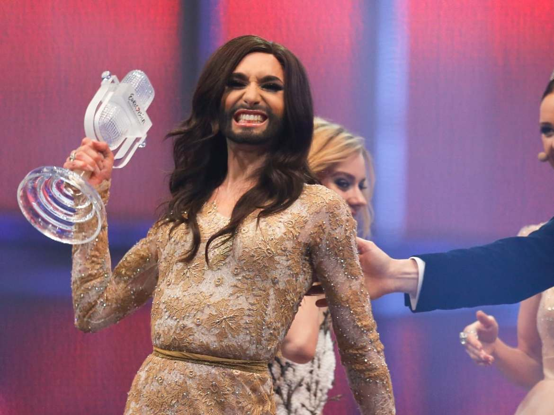 Risultati immagini per eurovision 2014 austria
