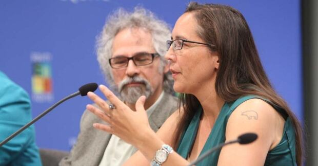 Jonathan Rudin, Katherine Hensel