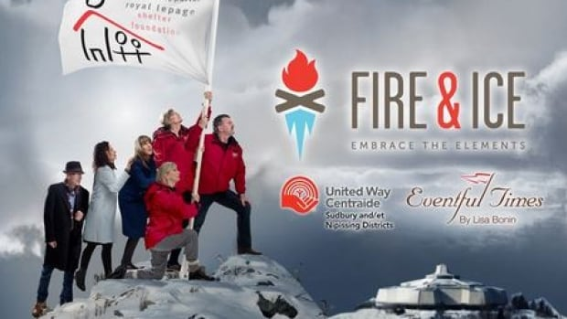The Fire and Ice Outdoor Gala will take place on Saturday, March 7, on Sudbury's Ramsey Lake.